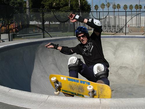 Ian Rogersskateboarding