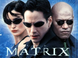The Matrix, Neo, Trinity and Morpheus