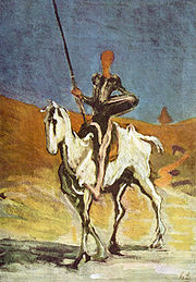 Don Quixote, Image taken from Wikipedia