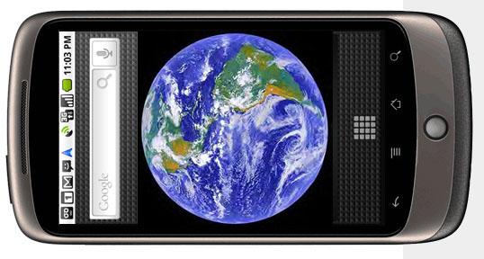 The Google Nexus One is open